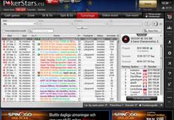 PokerStars lobby turneringar